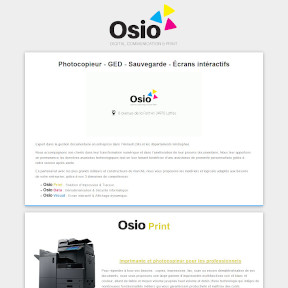 one-page osio